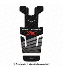 TANK PAD suitable for Honda NC750X - ver. 2016