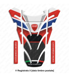 "TANK PAD ""MotoGP livery"" for Ducati"