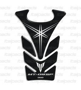 Tank Pad for Yamaha MT-09 SP, black