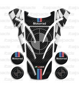 """TANK PAD for BMW  mod. """"Top wings"""" +4 For Free!!"""
