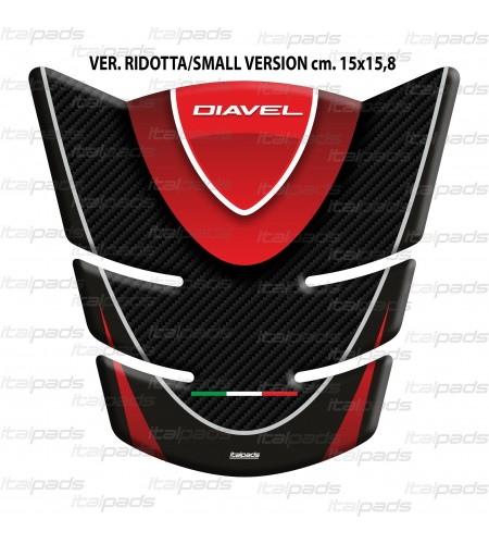 Tank Pad suitable for DUCATI Diavel small ver.