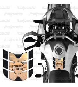 "Tank Pad for Honda Africa Twin CRF 1000 mod. ""Compact2 Desert"""