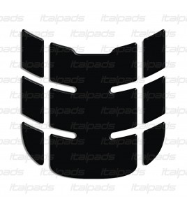 "Tank Pad full black mod. ""Compact2"" for Honda Africa Twin CRF 1000"