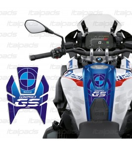 Blue Tone Tank Pad for BMW R 1250 GS