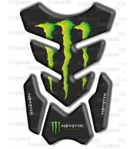 3 Wings MONSTER  BLACK TANK PAD PROTECTIVE