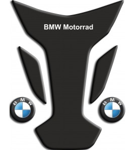 TANK PAD black BMW PROTECTIVE WINGS
