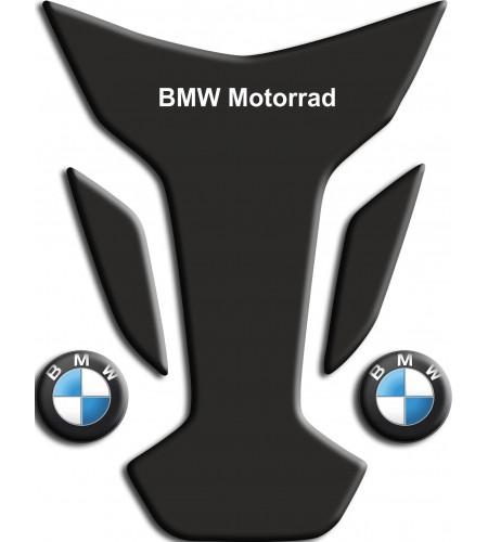 TANK PAD black BMW PROTECTIVE WINGS