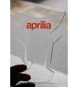TRANSPARENT TANK PAD PROTECTOR for Aprilia mod. wings
