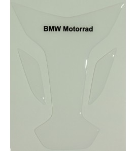 "TANK PAD for BMW mod. ""Wings"" TRANSPARENT CLEAR"