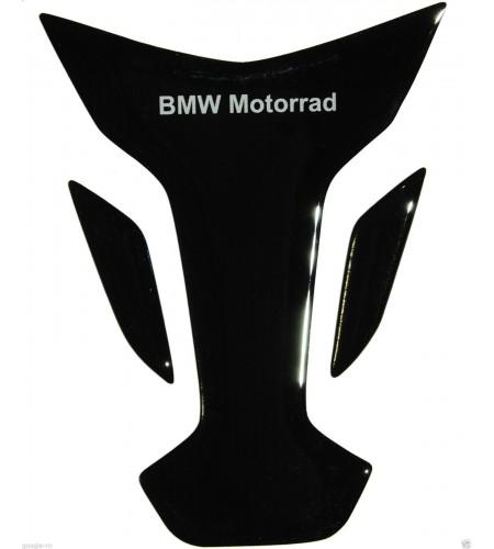 "TANK PAD black BMW PROTECTIVE mod. ""wings"""