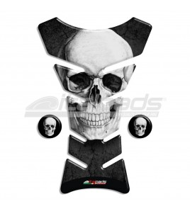 "Resin TANK PAD Skull ""Classic"""