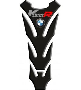 "Tank Pad for BMW K1300R black ""SLIM"""