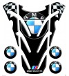 """TANK PAD for BMW  black mod. """"top wings"""" +4"""