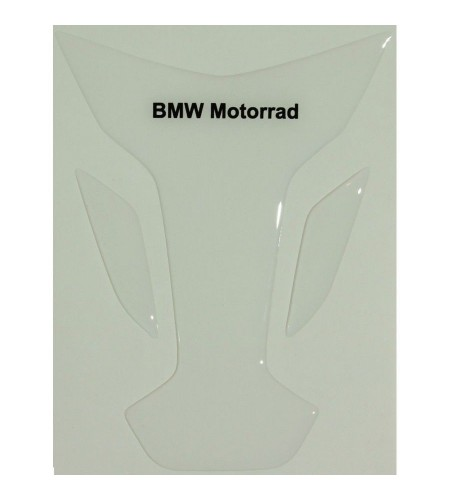 """TANK PAD for BMW mod. """"Wings"""" TRANSPARENT CLEAR, BIG"""