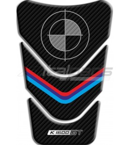 Tank Pad suitable on BMW K1600GT carbon look