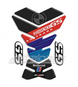 TANK PAD for BMW GS 1200 30th Anniversary Honeycomb