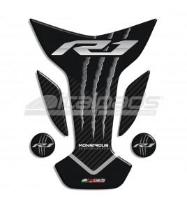 Tank Pad for Yamaha R1 Monster Mod. Wings Top