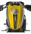 TANK PAD Vintage for Ducati Scrambler